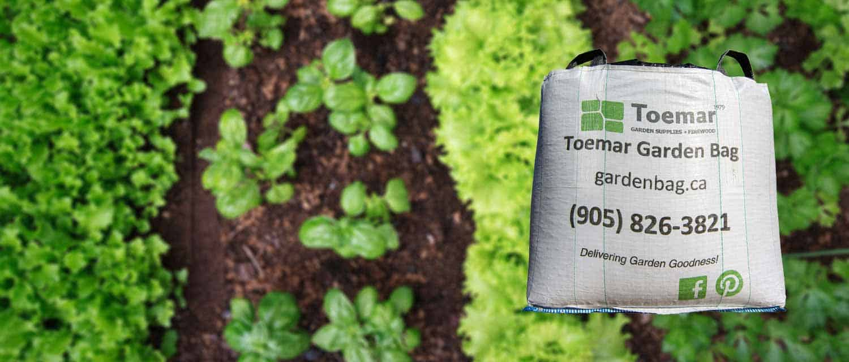 garden soil delivery service