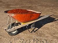 wheelbarrow-rental