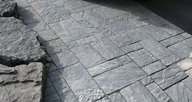 Interlocking Paver Moderna