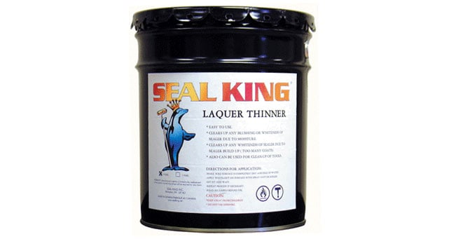 lacquer-thinner