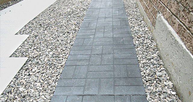 Patio Stones (Builder Grade)