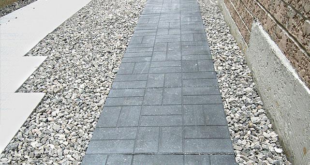 Exceptional Patio Stones (Builder Grade)