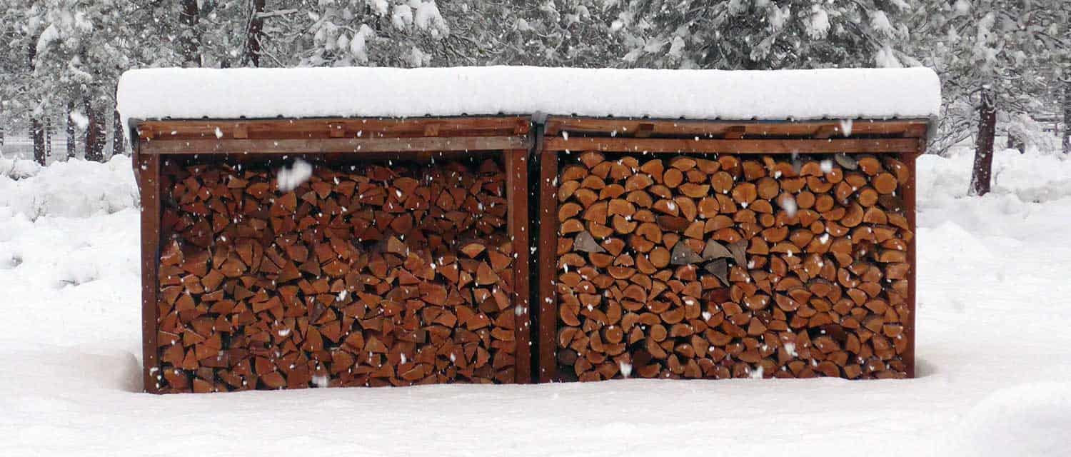 5 Simple Tips To Stacking Firewood Toemar Garden