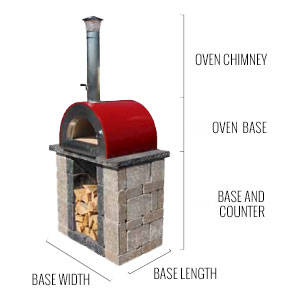 Outdoor Pizza Oven Kit Wood Burning. «
